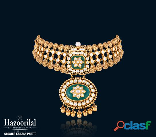 If you are searching for the best quality mehandi jewellery that is created with passion by experien