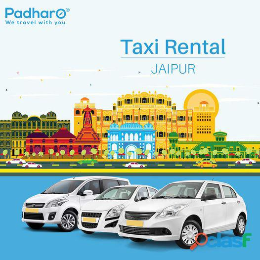 Jaipur Taxi Services   Affordable Taxi & Cab Rentals