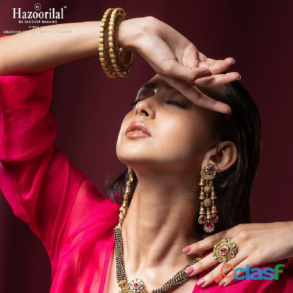 One of the best jewellery store in India