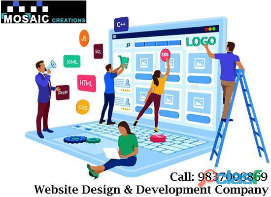 Top Website Development Company Agra