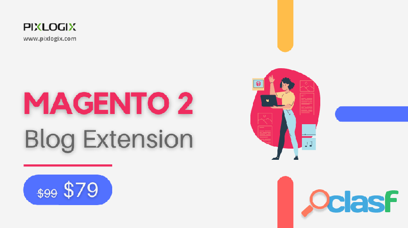 What are the features of Magento 2 Blog Extension?