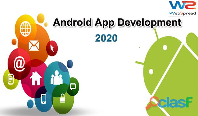 Android App Development Company in Noida   WebSpread
