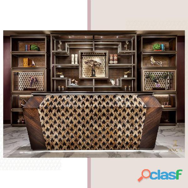 Highly sophisticated and elegant customized furniture in Delhi