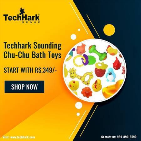 Techhark sounding chu-chu bath toys - baby & kid stuff - by