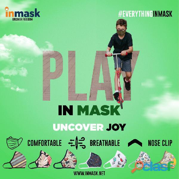 Best in class designer face masks for men