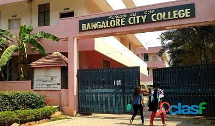 City College Courses   Bangalore City College Courses