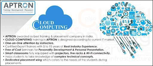 Cloud computing training in delhi - computer services