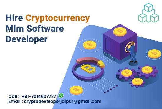 Hire cryptocurrency mlm software developer - computer
