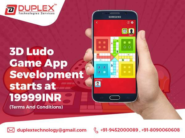 Ludo game app development serviceludo game app development