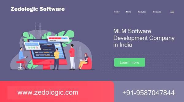 Mlm software company in jaipur - zedologic software -