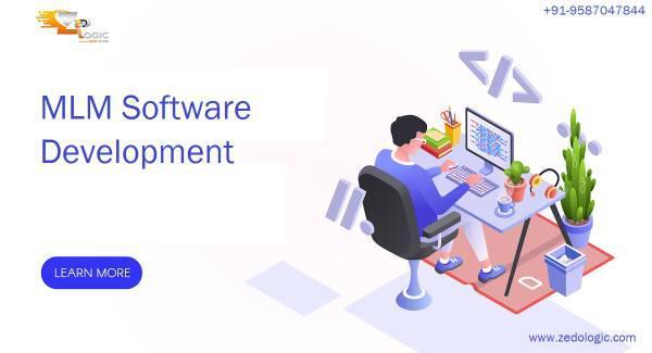 Mlm software development company in india - zedologic