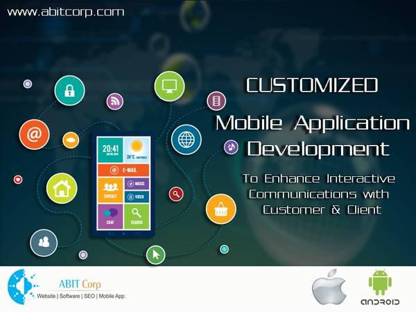 Mobile app development company in indore - computer services