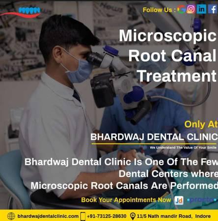 Teeth cleaning in indore | dr. anuj bhardwaj |bhardwaj