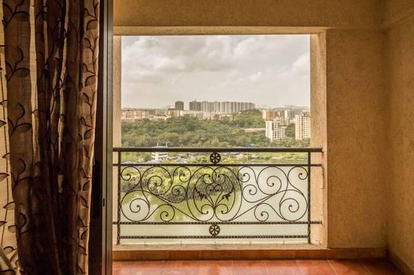 Lake facing 3bhk for lease in powai - real estate - by