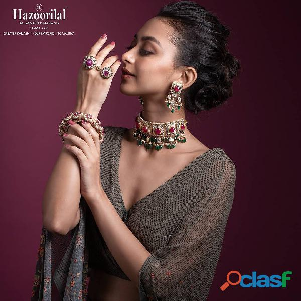 Most standout fashion diamond jewellery