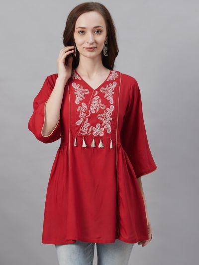 Buy online designer kurtis & summer kurtis collection only