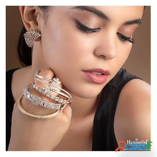 Hazoorilal designer jewellery is the best in india