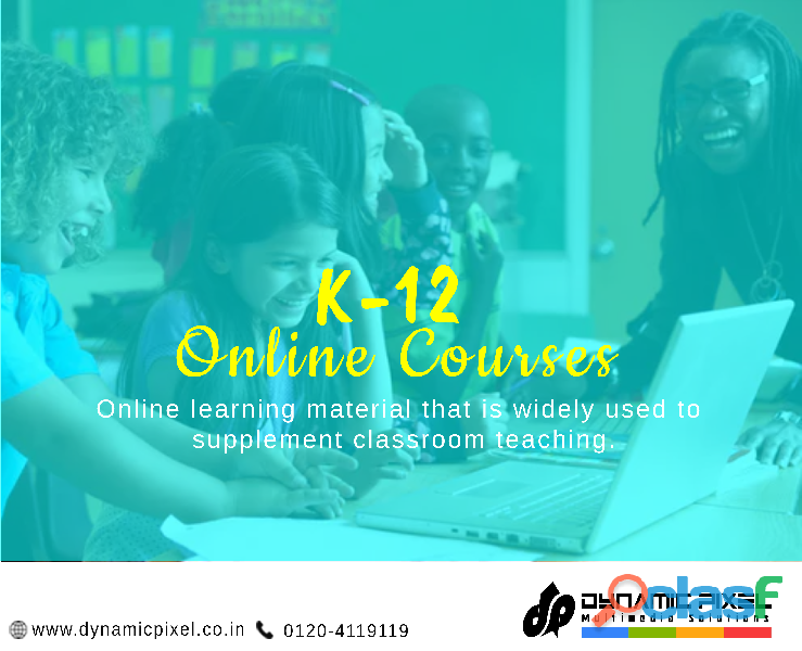 K 12 learning solutions for learning