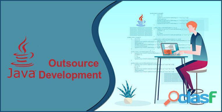 Outsource java development services