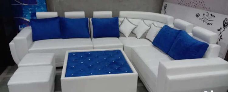 Brand new corner sofa set