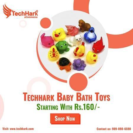 Techhark baby bath toys - baby & kid stuff - by owner