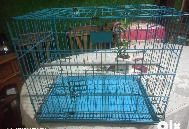 Dog / bird cage solid