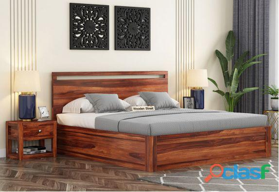 Buy now!!! wooden box beds at 55% discount prices