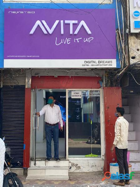 Avita exclusive brand store   digital dreams