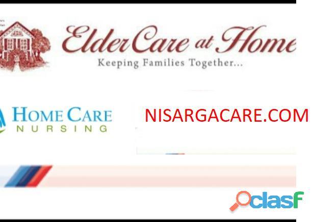 Home nurse providers in bangalore , www.nisargacare.com