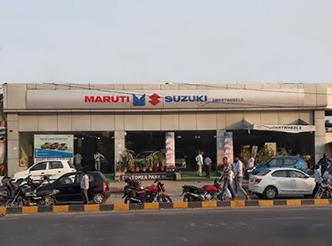 Affordable Cars at Smartwheels Pvt Ltd Maruti Showroom in