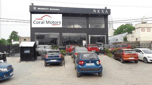 Coral motors - leading nexa showroom bareilly