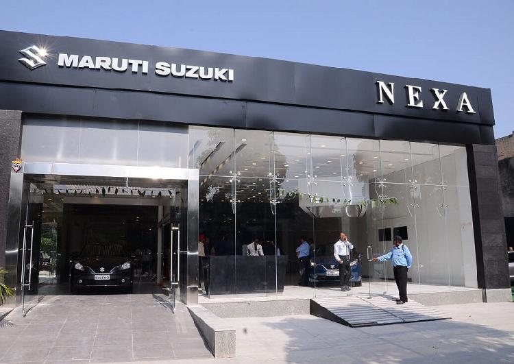 Find the best maruti nexa car showroom jalandhar