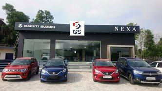 Gs motors pvt ltd. - prominent nexa maruti showroom