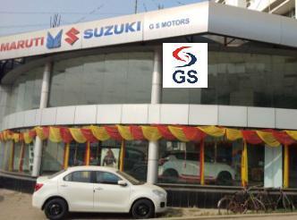 Gs motors - reputed begusarai maruti suzuki showroom