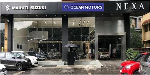 Ocean motors - trusted nexa car dealership indore