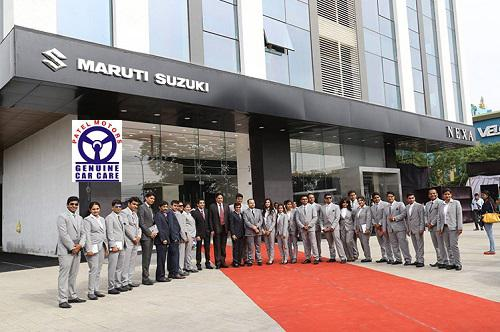 Patel motors - most reputed nexa showroom indore