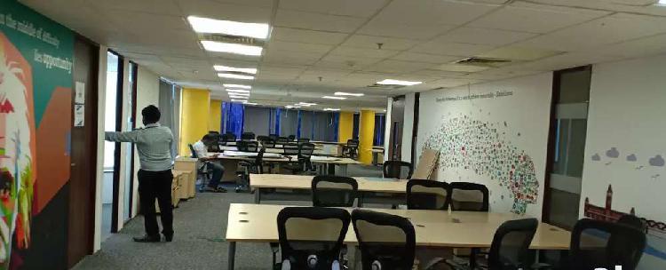 T nagar fully furnished office rent 5000sqft 120 w/s