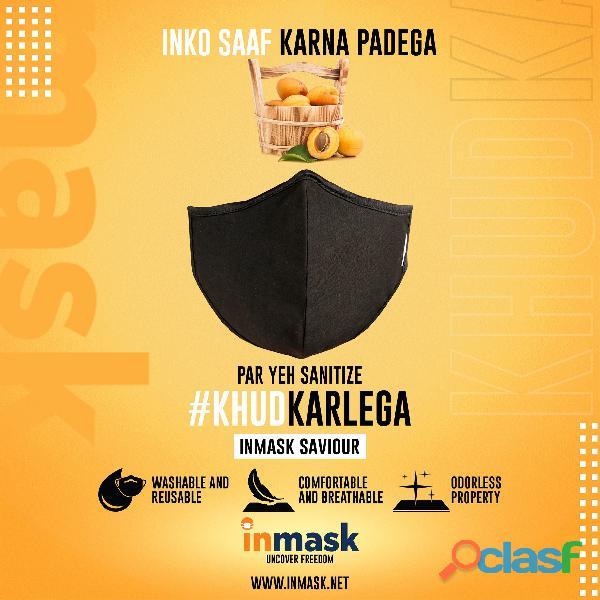 One of the best designer face mask for men