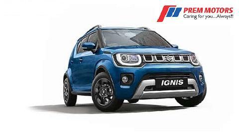 Buy nexa ignis in delhi at prem motors
