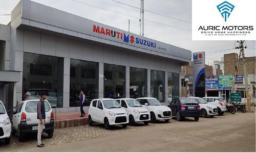 Call on auric motors maruti suzuki sri ganganagar contact