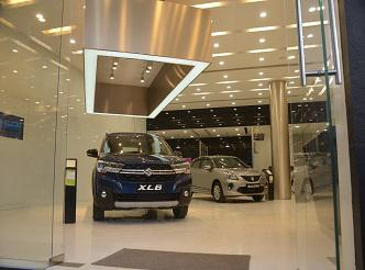 Patel motors ratlam - trusted maruti showroom