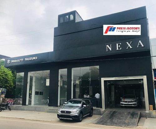 Prem motors pvt. ltd gwalior - trusted dealer of nexa