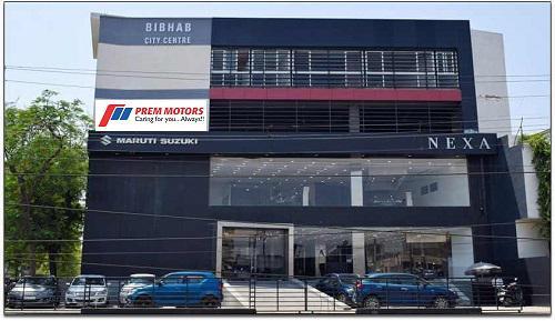 Prem motors - trusted car dealer of nexa agra