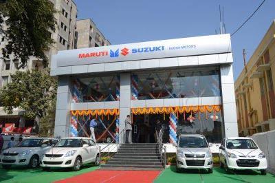 Sudha motors - an authorized maruti suzuki dealer in ranchi