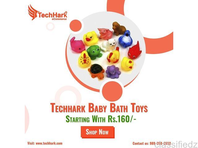 Techhark baby bath toys ahmedabad
