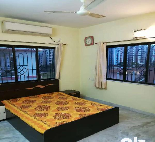 Fully furnished flat for rent at new town action area 1,redy