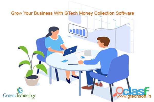 GTech Money Collection Software