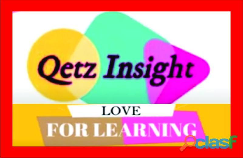 Qetz Insight | cheerful kids Education destination Channel | 1545 |