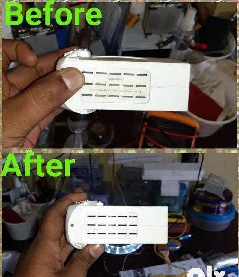 Dji drone batteries repair service