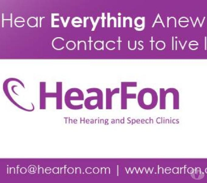 Hearing aid centre in hyderabad